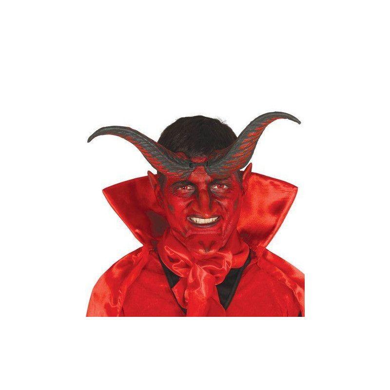 Corne de diable 20 cm Accessoires de fête 17250