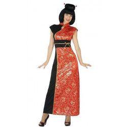 Déguisement chinoise femme taille M-L Déguisements 17351