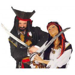 Jouets et kermesse, Epée pirate 70 cm, 16080, 5,40€