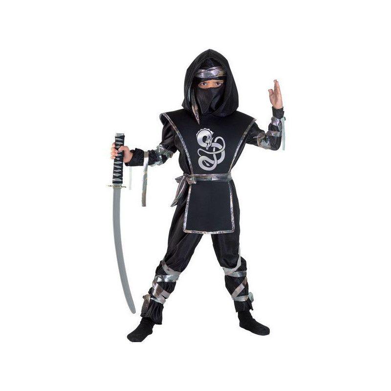 Déguisement dragon ninja enfant 6 ans Déguisements 40706-