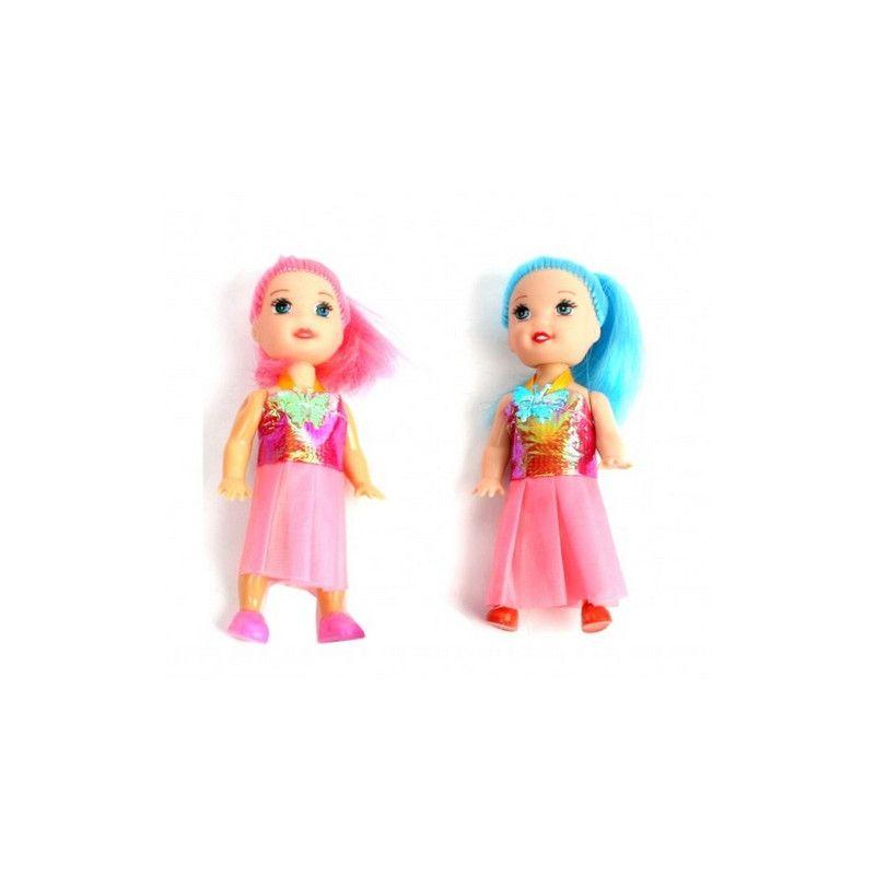 Mini poupée mode 10 cm vendue ar 48 Jouets et articles kermesse 42168-LOT
