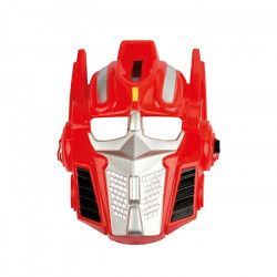 Accessoires de fête, Masque de robot TRANSFORMER, 72301, 2,50€