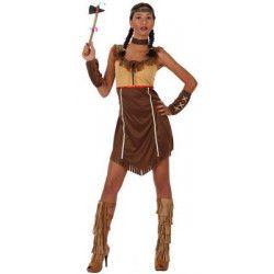 Déguisements, Déguisement femme Indienne taille XL, 10225, 23,90€