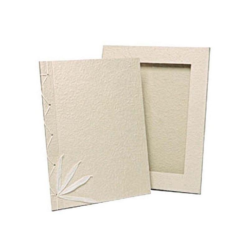 Déco festive, Livre d'or ivoire petit modèle 21.5x26.5x2cm, 1700015-I, 16,50€