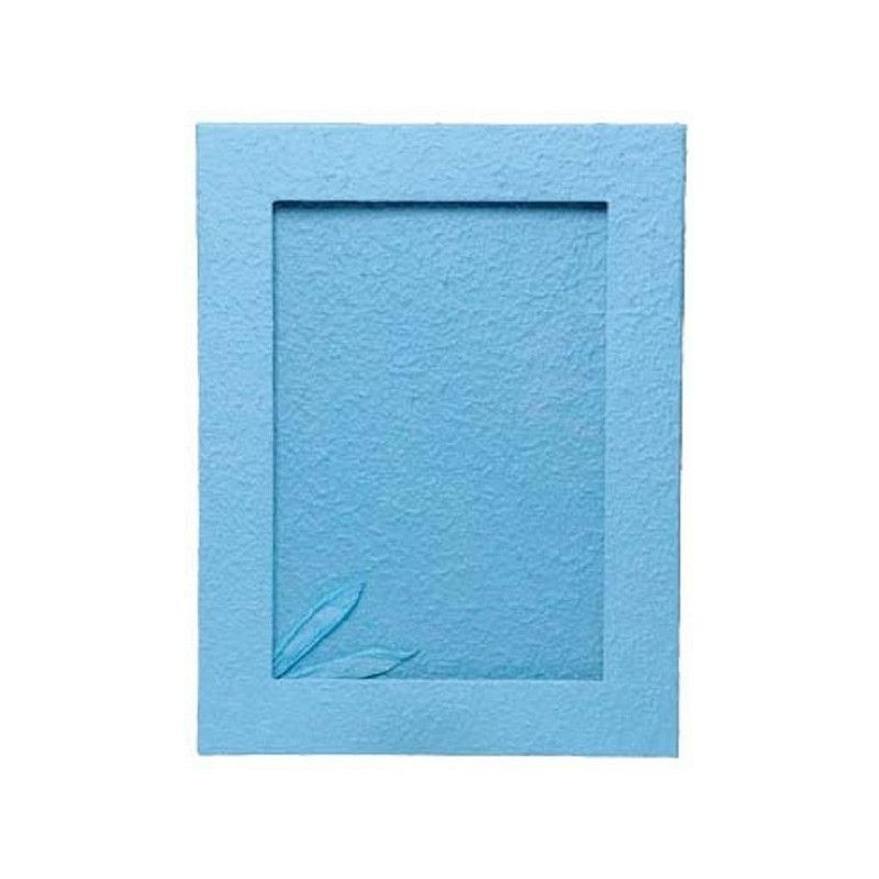 Livre d'or turquoise petit modèle 21.5x26.5x2cm Déco festive 1700015-T