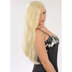Accessoires de fête, Perruque Kelly blonde, 1900067-B, 7,90€