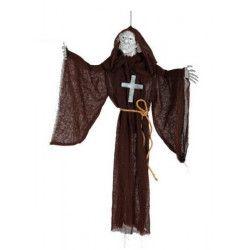 Déco festive, Moine à suspendre décoration halloween, 19726, 12,50€