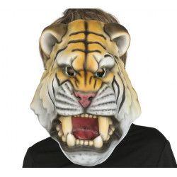 Accessoires de fête, Masque tigre EVA enfant, 2431, 2,50€