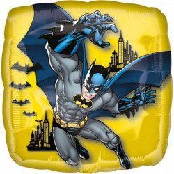 Ballon alu XL Batman et Joker™ 43 cm Déco festive 1775101