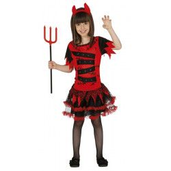 Déguisement diablesse rouge fille Déguisements 8304-