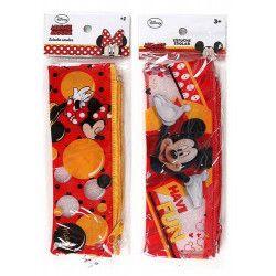 Jouets et kermesse, Plumier scolaire PVC Mickey, WA2054785, 1,50€