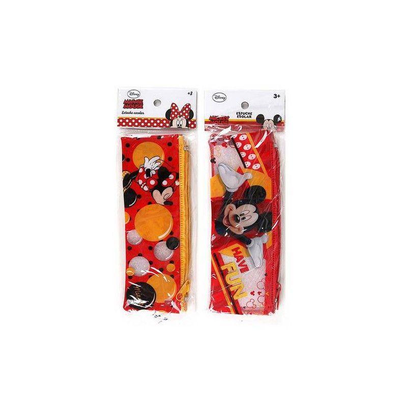 Plumier scolaire PVC Mickey Jouets et kermesse WA2054785
