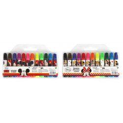 Crayons feutre Mickey ou Minnie Jouets et kermesse WA2055066