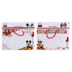 Ardoise avec feutre Mickey-Minnie Jouets et articles kermesse WA2055073