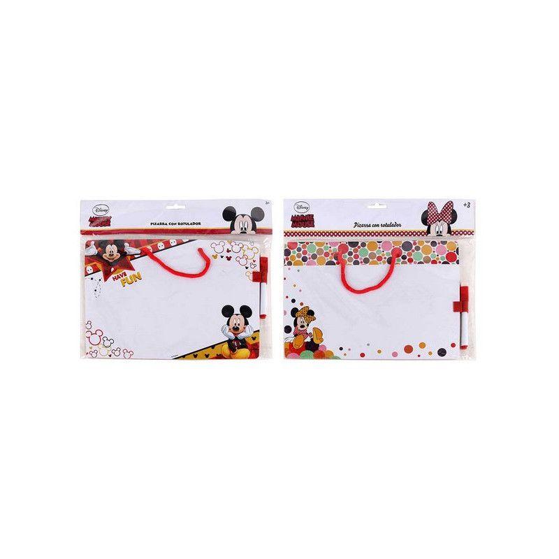 Ardoise avec feutre Mickey-Minnie Jouets et kermesse WA2055073
