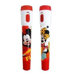 Stylo lampe torche Mickey-Minnie Jouets et kermesse WA2054779