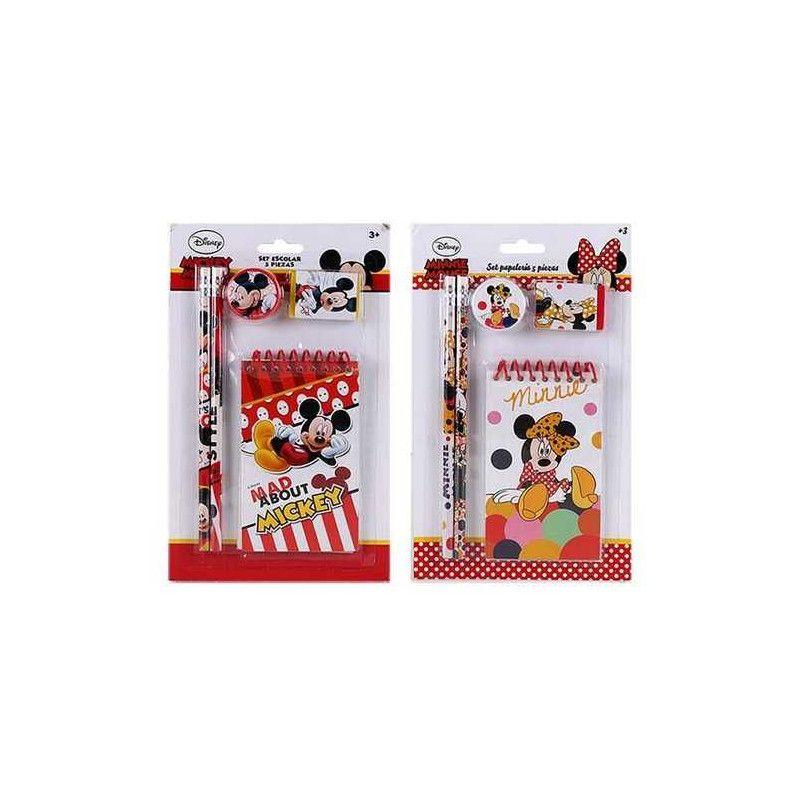 Set écolier 5 pièces Mickey-Minnie Jouets et articles kermesse WA2055086