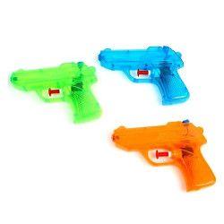 Jouets et kermesse, Lot 24 pistolets à eau 12 cm, 28025-LOT, 0,30€