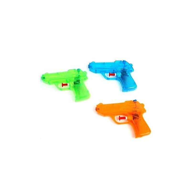 Pistolet à eau 12 cm vendu par 24 Jouets et kermesse 28025-LOT