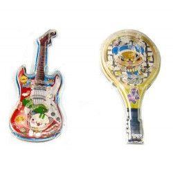 Jeu de patience guitare et raquette vendu par 48 Jouets et articles kermesse 18064-LOT