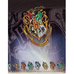 Déco festive, Nappe en plastique Harry Potter™ 137 x 213 cm, U59103, 4,90€