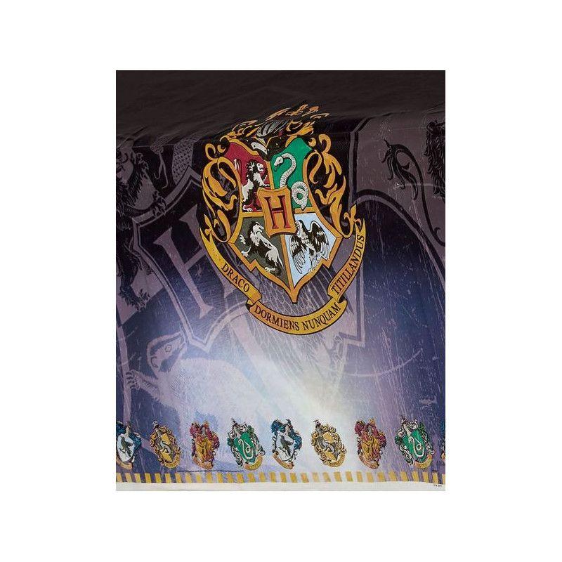 Nappe en plastique Harry Potter™ 137 x 213 cm Déco festive U59103