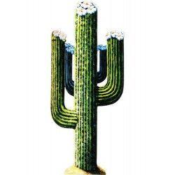 Déco festive, Décor cactus carton 130 cm, GU48044, 10,90€