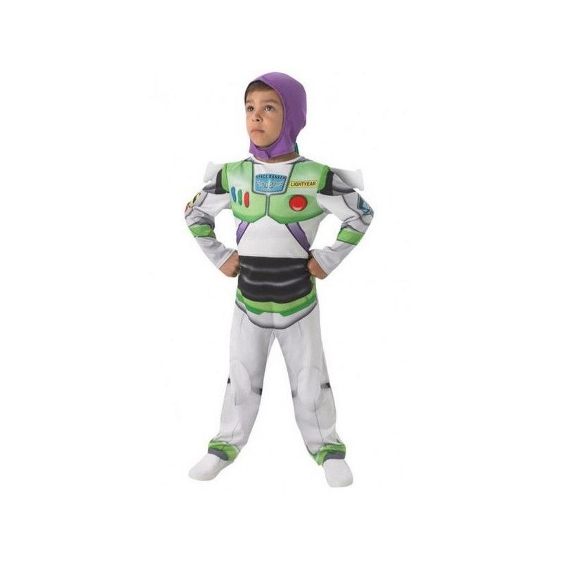 Déguisement classique Buzz l'Eclair™ enfant taille 7-8 ans Déguisements I-610386L
