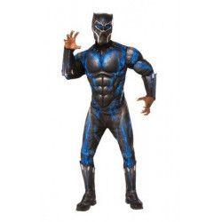 Déguisements, Déguisement luxe combat Black Panther™ homme, I-820993-, 69,90€