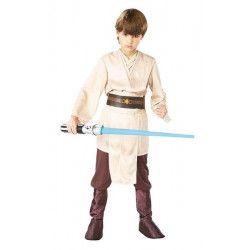 Déguisements, Déguisement luxe Jedi Starwars™ garçon 8-10 ans, ST-630604L, 29,50€
