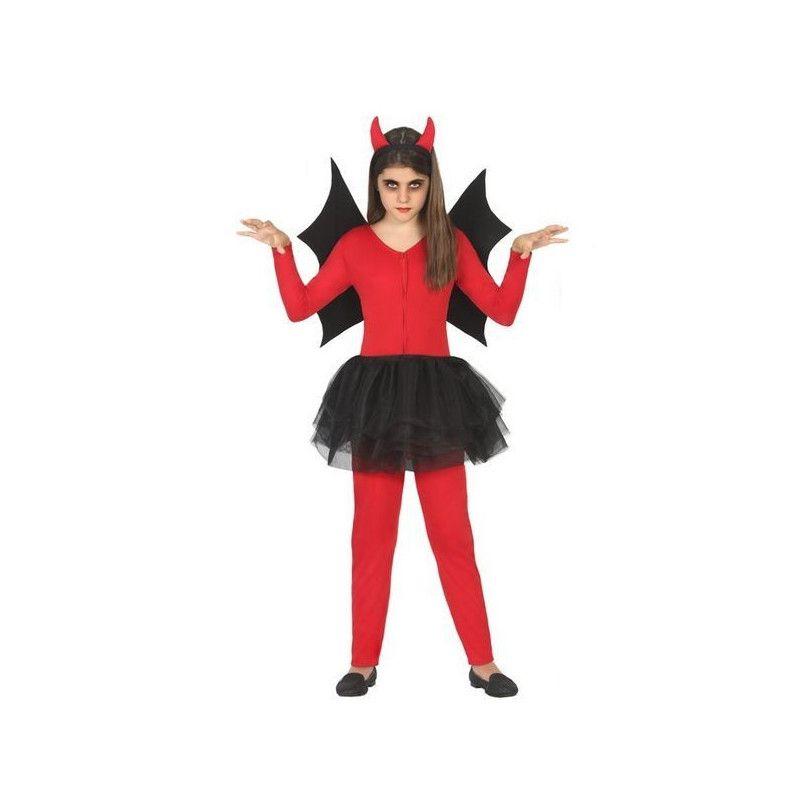 Déguisement démon fille taille 4-6 ans Déguisements 18164