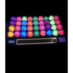 Fard à paupières UV Accessoires de fête 562013