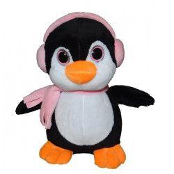 Peluches, Peluche pingouin 25 cm BT371, 2601, 3,40€