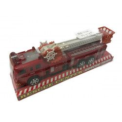 Jouets et kermesse, Camion rouge pompier, 7439TOYS, 2,40€