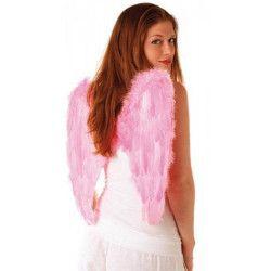 Ailes d'ange roses 50 cm Accessoires de fête 865093210