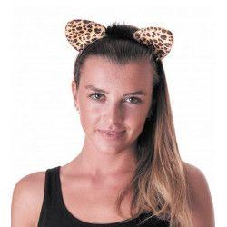 Serre-tête léopard sexy Accessoires de fête 333184