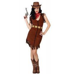 Déguisement cowgirl sexy femme M-L Déguisements 18323