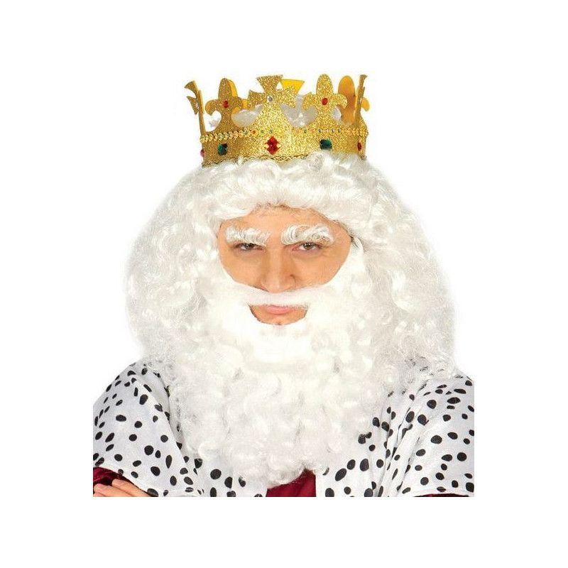 Couronne de roi Accessoires de fête 18412