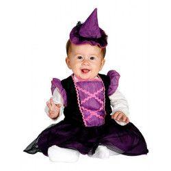 Déguisement sorcière violette bébé Déguisements 780-
