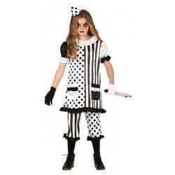 Déguisement Pierrot sinistre fille Déguisements 83487-
