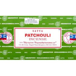 Divers, Encens satia patchouli 15 g, PAT787, 1,50€
