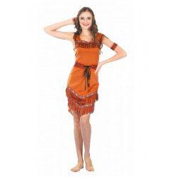 Déguisements, Déguisement indienne femme taille M-L, 872784, 19,90€