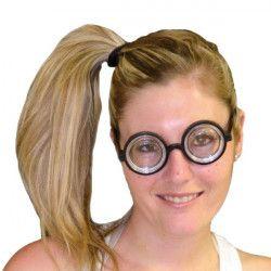Accessoires de fête, Paire de lunettes intello double foyer, AC2551, 1,60€