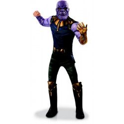 Déguisements, Déguisement luxe Thanos Infinity War™ homme taille M-L, I-821001STD, 64,50 €