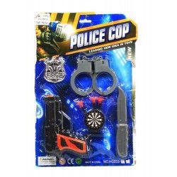 Panoplie de police garçon Jouets et kermesse 7392