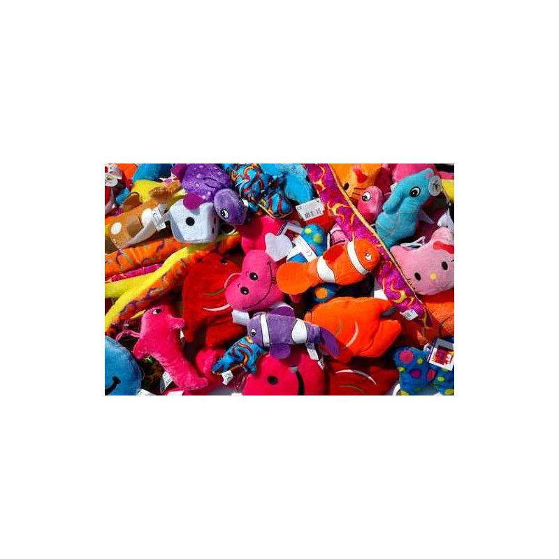 Jouets et kermesse, Lot 50 peluches 8 à 10 cm, LOT50PELU, 42,00€