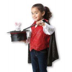 Kit jeu de rôle de magicien enfant 3-6 ans Déguisements 18508