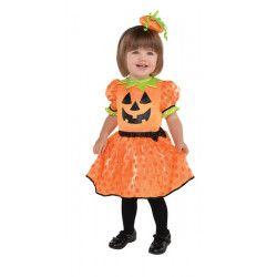 Déguisement petite citrouille bébé fille Déguisements 84582-