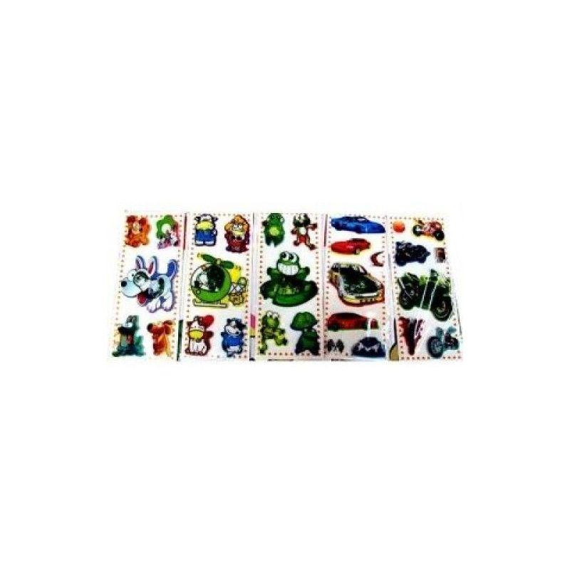 Stickers avec micro billes Jouets et kermesse 41234