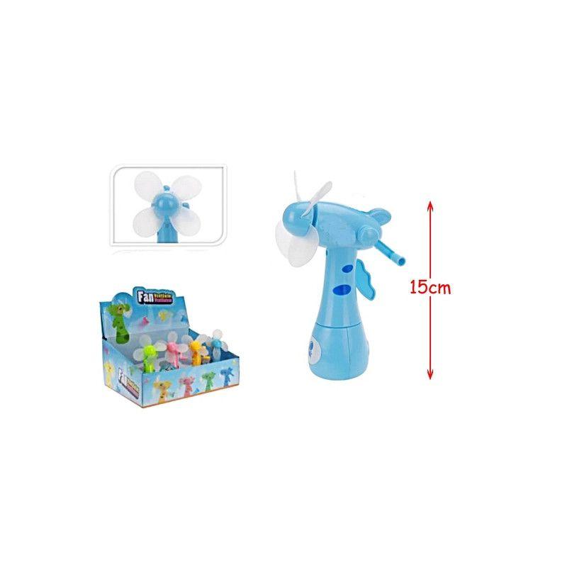 Ventilateur manuel plastique Jouets et kermesse 3690